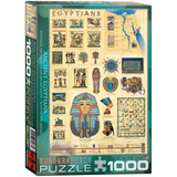 Ancient Egyptians 1000 Piece Puzzle Jigsaw Puzzle