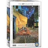 Café Terrace at Night by Vincent van Gogh 1000 Piece Puzzle Jigsaw Puzzle