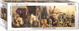 Noah's Ark by Haruo Takino 1000 Piece Puzzle Jigsaw Puzzle