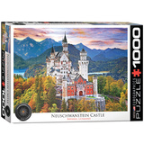 Neuschwanstein Castle Germany 1000 Piece Puzzle Jigsaw Puzzle