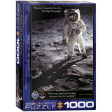 Walk on the Moon 1000 Piece Puzzle Jigsaw Puzzle