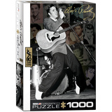 Elvis Presley Live at the Olympia Theater 1000 Piece Puzzle Jigsaw Puzzle