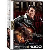 Elvis Presley Comeback Special 1000 Piece Puzzle Jigsaw Puzzle