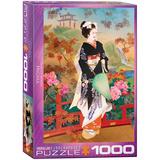 Higasa by Haruyo Morita 1000 Piece Puzzle Jigsaw Puzzle