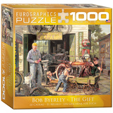 The Gift by Bob Byerley 1000 Piece Puzzle Jigsaw Puzzle