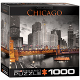 Chicago 1000 Piece Puzzle Jigsaw Puzzle