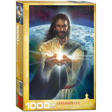 Light of the World by Nathan Greene 1000 Piece Puzzle Jigsaw Puzzle