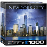New York City World Trade Center 1000 Piece Puzzle Jigsaw Puzzle