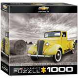 1937 Chevy Pickup American Farmer 1000 Piece Puzzle Jigsaw Puzzle
