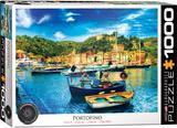 Portofino Italy 1000 Piece Puzzle Jigsaw Puzzle