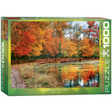 Sharon Woods Ohio 1000 Piece Puzzle Jigsaw Puzzle