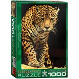 Leopard 1000 Piece Puzzle Jigsaw Puzzle