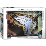 Soft Watch At Moment of First Explosion by Salvador Dalí 1000 Piece Puzzle Jigsaw Puzzle