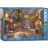 The French Walkway by Dominic Davison 1000 Piece Puzzle Jigsaw Puzzle