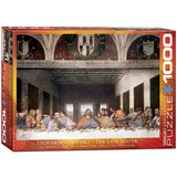 The Last Supper by Leonardo da Vinci 1000 Piece Puzzle Jigsaw Puzzle