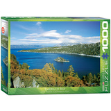 Emerald Bay California 1000 Piece Puzzle Jigsaw Puzzle