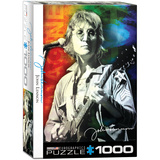 John Lennon Live in New York 1000 Piece Puzzle Jigsaw Puzzle