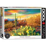 Desert Dreams 1000 Piece Puzzle Jigsaw Puzzle