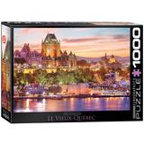 Le Vieux Québec 1000 Piece Puzzle Jigsaw Puzzle
