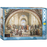School of Atens by Raphael 1000 Piece Puzzle Jigsaw Puzzle