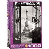At the Gates of Paris 1000 Piece Puzzle Jigsaw Puzzle