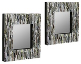 Soto Mirror Pair Wall Mirror
