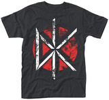Dead Kennedys- Distressed Logo T-shirts