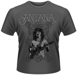 Santana- Peace Smoke T-Shirts