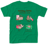 Pusheen- Holiday Cat Gifts T-Shirts