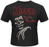 Misfits- Legacy Of Brutality Magliette