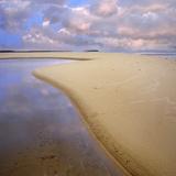 Sandbar in the Upper Peninsula, Lake Superior, Michigan Photographic Print by Tim Fitzharris