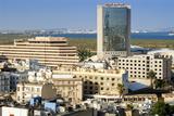 Cityscape of Tunis, Tunis, Tunisia, North Africa Photographic Print by Nico Tondini