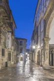 Spain, Santiago De Compostela, Rua Do Vialr Photographic Print by Rob Tilley