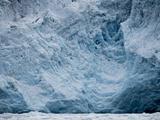 Arctic Ocean, Norway, Svalbard. Glacier Face Photographic Print by Jaynes Gallery