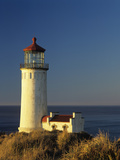 Wa, Cape Disappointment State Park, North Head Lighthouse, Established in 1898 Photographic Print by Jamie And Judy Wild