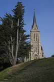 Church of Our Lady of Nahuel Huapi, Bariloche, Argentina, South America Photographic Print by Michael Runkel