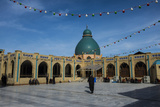 Grand Mosque in the Bazaar of Sulaymaniyah, Iraq, Kurdistan Photographic Print by Michael Runkel