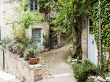 France, Provence. the Village of Lacoste Photographic Print by Julie Eggers