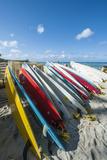 Waikiki Beach, Waikiki, Honolulu, Oahu, Hawaii Photographic Print by Michael DeFreitas