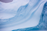 South Georgia Island. Iceberg Shapes Photographic Print by Jaynes Gallery