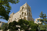 The House of Government, Baku, Azerbaijan Photographic Print by Michael Runkel