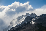 Mount Fitzroy, UNESCO World Heritage Site El Chalten, Argentina, South America Photographic Print by Michael Runkel