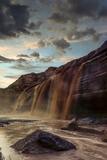 Little Colorado River in Arizona after a Storm Photographic Print by Howie Garber