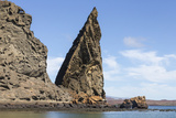 Ecuador, Galapagos Islands, Santiago, Bartolome, Pinnacle Rock Photographic Print by Ellen Goff