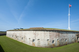 Fort Macon State Park, Atlantic Beach, North Carolina Photographic Print by Michael DeFreitas