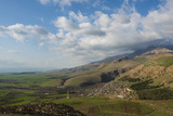 Mountain Scenery in Ahmedawa on the Border of Iran, Iraq, Kurdistan Photographic Print by Michael Runkel