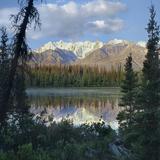 Kluane Range, Kluane National Park, Yukon, Canada Photographic Print by Tim Fitzharris