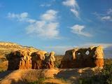 Hoodoos in Devil's Garden, Escalante National Monument, Utah Photographic Print by Tim Fitzharris