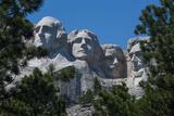 Mount Rushmore, South Dakota, Usa Photographic Print by Michael Runkel
