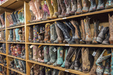 Cowboy Boots, Austin, Texas, Usa Photographic Print by Jim Engelbrecht